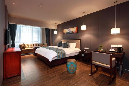 . Gunandu Yiju Hotel Nanjing xinjiekou