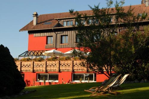 Hôtel Restaurant Spa Les Jardins De Sophie - Hotel - Xonrupt-Longemer