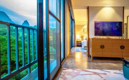 Yangshuo Courtyard Hotel Li River