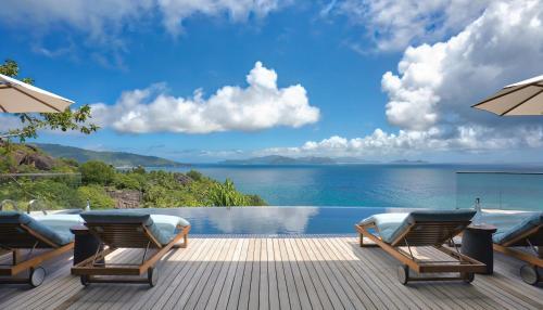 Felicité, Seychelles.