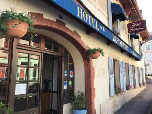 . Hôtel Restaurant Perreau