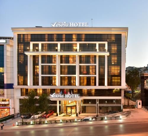 Beylikduzu Vespia Hotel rooms