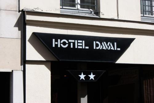 Hotel Daval - Hôtel - Paris