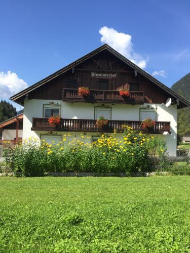 Wiestalerhof Bichlbach