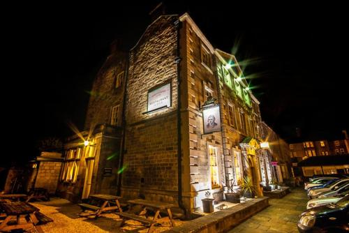The Greyhound Hotel Cromford