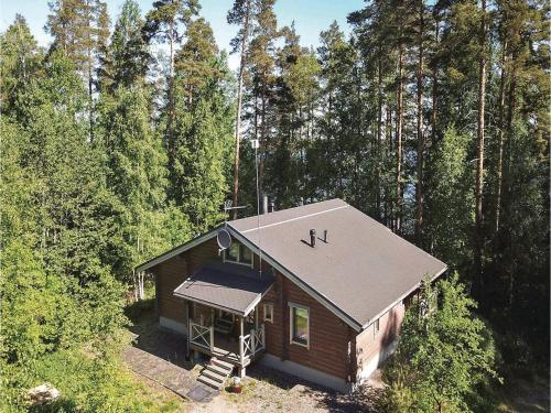 Holiday Home SF-52700 Mäntyharju with Fireplace 06
