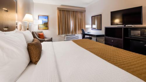 Best Western Plus Portland Airport Hotel & Suites salas fotos