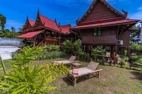 The Kibu Thai house The Kibu Thai house