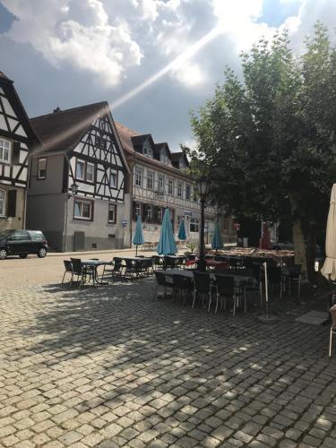 Kaltwassers Wohnzimmer Zwingenberg Ein Guide Michelin Restaurant