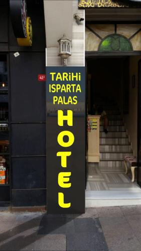 Istanbul T. Isparta palas otel online reservation