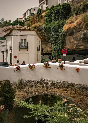 La Casa Del Rio 🥇Mejores Hoteles en Setenil de las Bodegas
