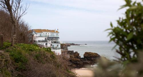 West Porthminster Beach, St Ives, Cornwall, TR26 2EA, England.