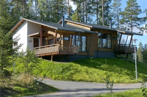 Imatran Kylpylä Spa Apartments, Finland