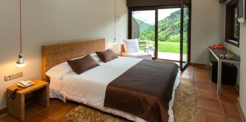 Habitación Doble Hotel Rural-Spa Resguard Dels Vents 9