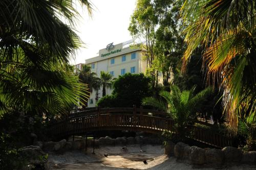 Adana Ziyapasa Park Hotel ulaşım