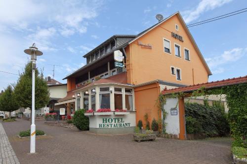. Hotel-Garni Schinderhannes