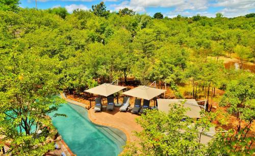 Squire Cummings Ave, Victoria Falls, Zimbabwe.