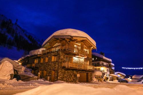 Chalet Monte Bianco Tignes Le Lac