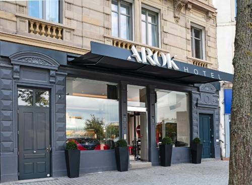 Hotel Arok - Hôtel - Strasbourg