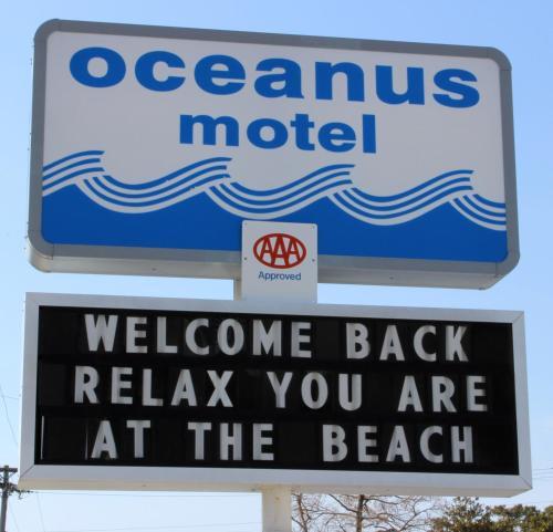 Oceanus Motel - Rehoboth Beach - Rehoboth Beach, DE 19971