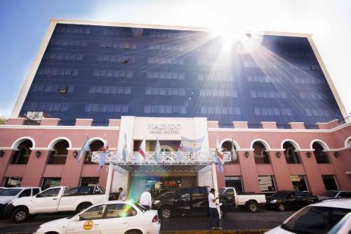 Фото отеля Naindo Park Hotel