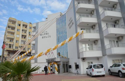 Kizkalesi Eylul Hotel adres