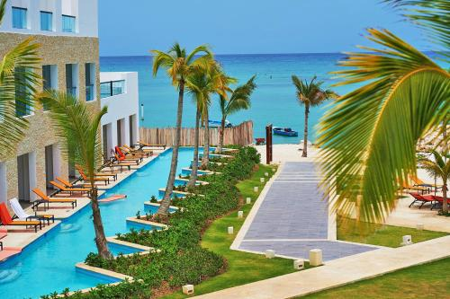 TRS Cap Cana Hotel - Adults Only - All Inclusive salas fotos