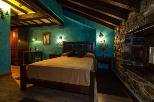 Superior Double Room Hotel Spa Casona La Hondonada 19