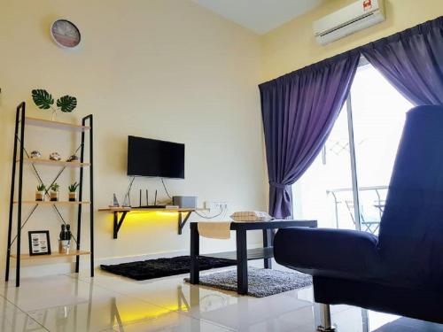 Puchong Skypod 10 Pax IOI Mall Cozy Apartment, Kuala Lumpur
