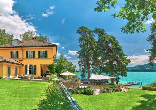 Villa Rainer, Pension in Pörtschach am Wörthersee