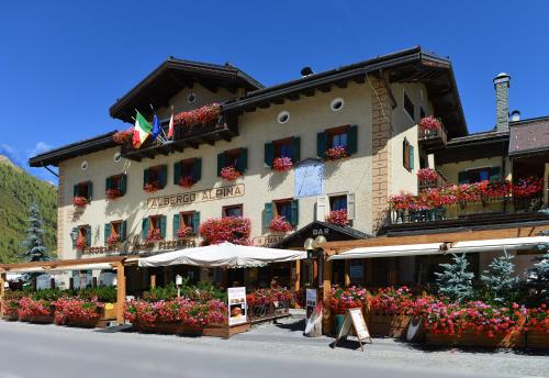 Hotel Alpina 278709 Livigno