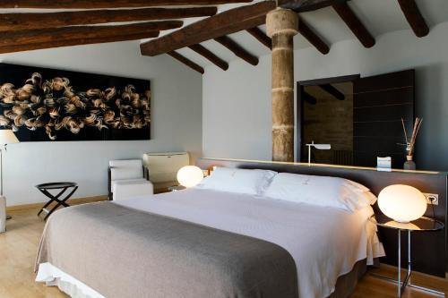 Junior Suite mit Balkon Hotel Cresol 4