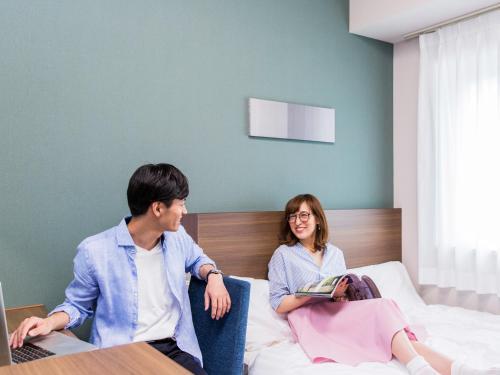 Comfort Hotel Tokyo Higashi Nihombashi photo 39