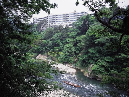 鬼怒川皇家酒店 Kinugawa Royal Hotel
