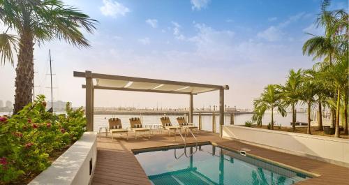 West Corniche, Al Khubeirah, Abu Dhabi, UAE.