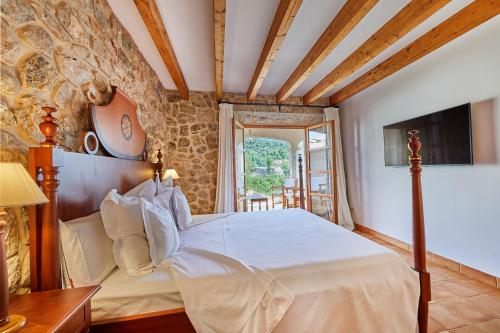 Double Room with Terrace - Annex - single occupancy Cas Comte Suites & Spa - Adults Only 69