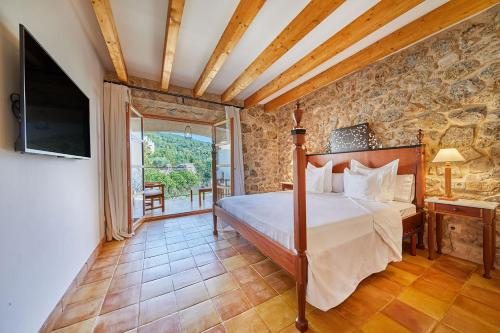 Double Room with Terrace - Annex - single occupancy Cas Comte Suites & Spa - Adults Only 29