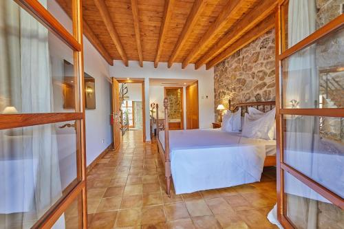 Double Room with Terrace - Annex - single occupancy Cas Comte Suites & Spa - Adults Only 35