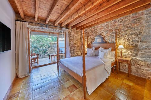 Double Room with Terrace - Annex - single occupancy Cas Comte Suites & Spa - Adults Only 22