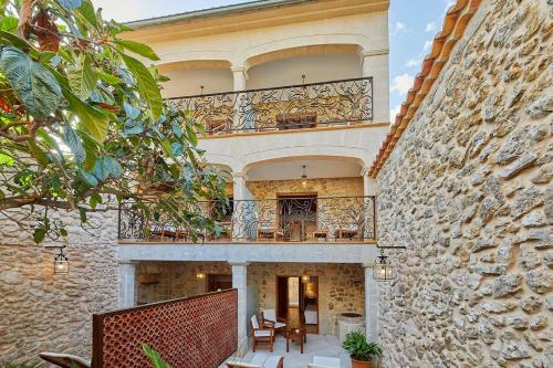 Double Room with Terrace - Annex - single occupancy Cas Comte Suites & Spa - Adults Only 68