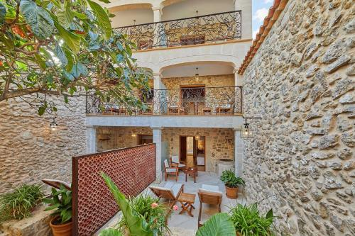 Double Room with Terrace - Annex - single occupancy Cas Comte Suites & Spa - Adults Only 26