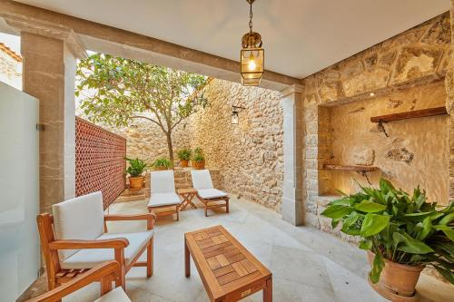 Double Room with Terrace - Annex - single occupancy Cas Comte Suites & Spa - Adults Only 21