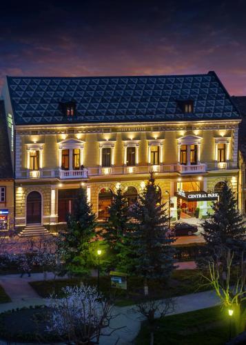 . Hotel Central Park Sighisoara