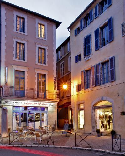 . Hôtel Le Coin des Halles