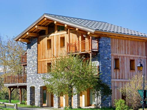 Luxury Chalet in Bourg-Saint-Maurice with Fireplace - Arc 1600