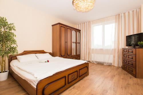 Apartments At Volzhskaya Naberezhnaya 12