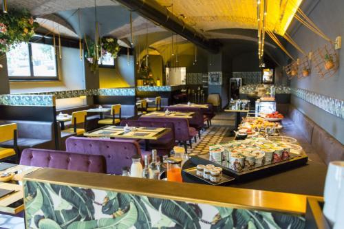 Madre Rome A Michelin Guide Restaurant