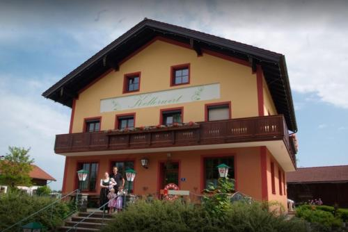 Accommodation in Vollern