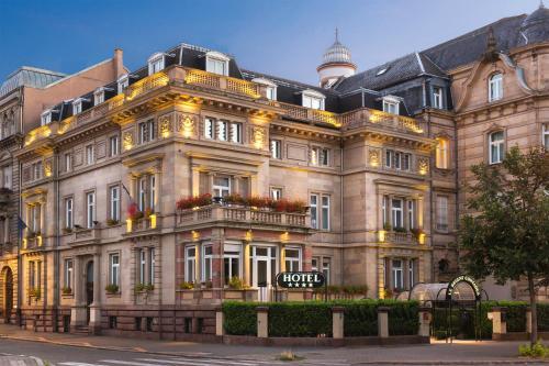 Régent Contades, BW Premier Collection - Hôtel - Strasbourg