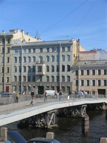 SwissSTAR - Accommodation - Saint Petersburg